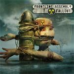 Front Line Assembly - Fallout (Comes presented in a 4 panel d)