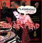 Alien Sex Fiend - Flashbacks!(Live 1995-98)  (CD)