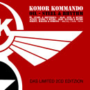 Komor Kommando - Oil, Steel & Rhythm + Das Limited Editzion Remixes (2CD)