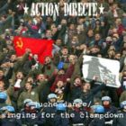 Action Directe - Juche Dance/Singing For The Clampdown (CDS)