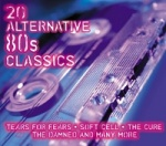Various Artists - 20 Alternative 80s Classics (CD)