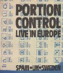 Portion Control - Live In Europe