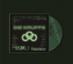 Die Krupps - Risikofaktor [GREEN + BLACK MARBLED]