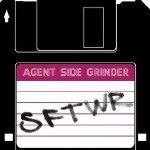 Agent Side Grinder - SFTWR  (CD, Album )