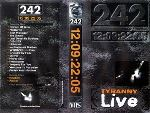 Front 242 - 12:09:22:05 Tyranny Live