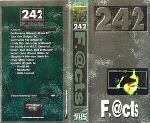 Front 242 - F.@cts  (VHS )