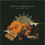 Loreena McKennit - Words And Music  (CD, Mixed, Sampler, Promo )