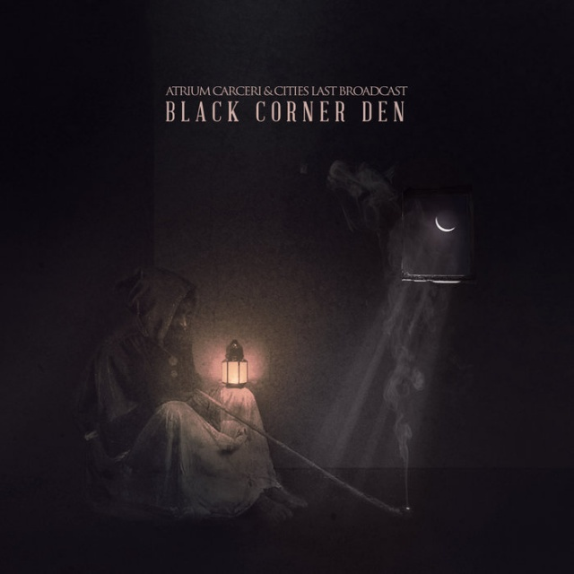Atrium Carceri - & Cities Last Broadcast - Black Corner Den (CD)