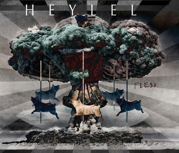 Heylel - Flesh (CD + Digital Album)