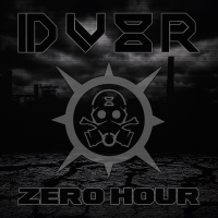 DV8R - Zero Hour (CD)