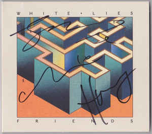 White Lies - Friends (CD)