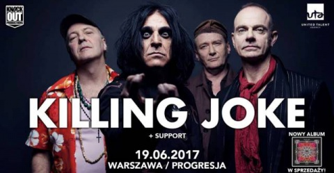 Killing Joke - Warsaw, Progresja