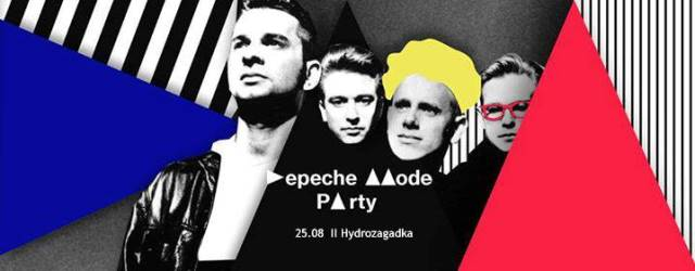 Depeche Mode Party I Hydrozagadka  - Praga, Klub Hydrozagadka