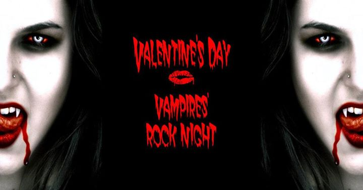 Valentine's Day - Vampires' Rock Night - Gdansk, Klub Metro