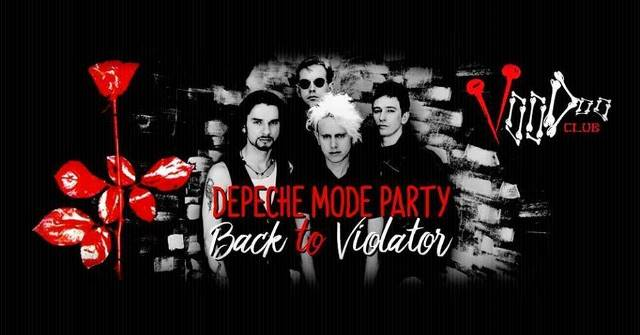 Depeche Mode Party - Back to Violator - Warszawa, Voodoo Club