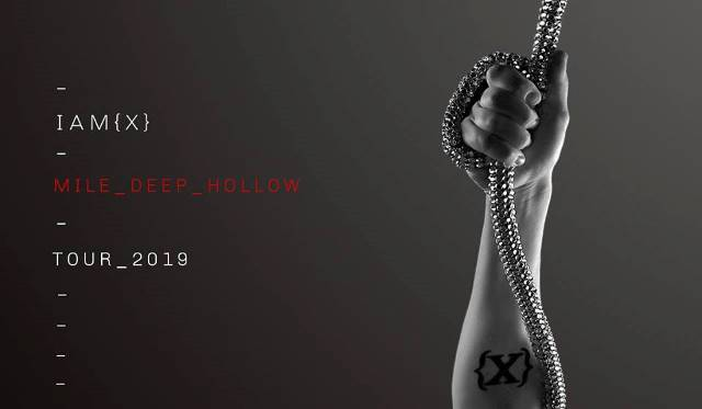 IAMX Mile Deep Hollow Tour 2019 - Frankfurt a. M, Gibson Club