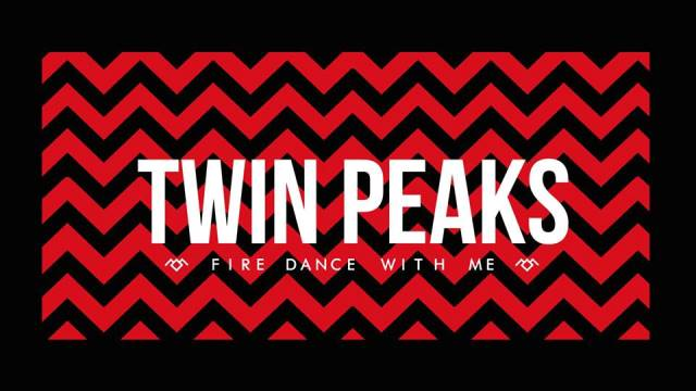 Twin Peaks Party / Fire Dance with Me 3  - Warszawa, Chmury