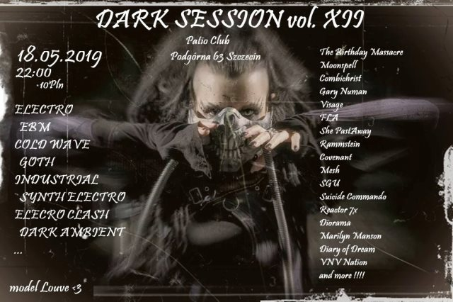 Dark Session vol. XII - Szczecin, Patio Club