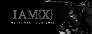 IAMX - Metanoia Tour