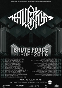 The Algorithm – Brute Force Tour