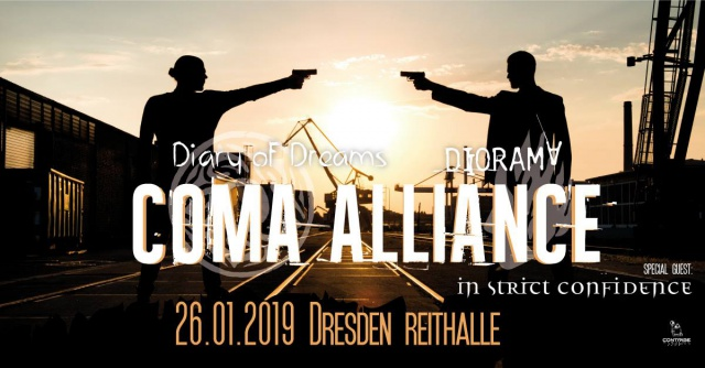 ​Coma Alliance Tour 2019